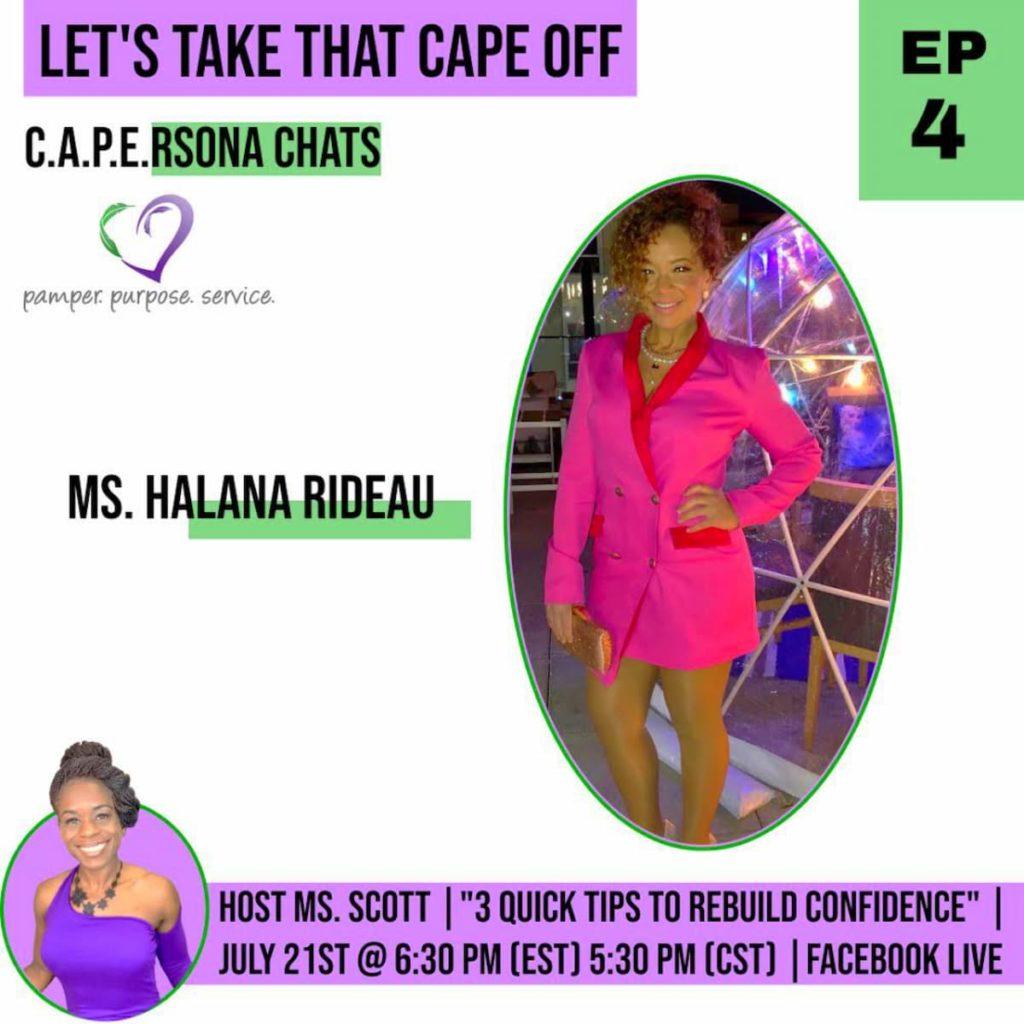 C.A.P.E.rsona chat episode 4